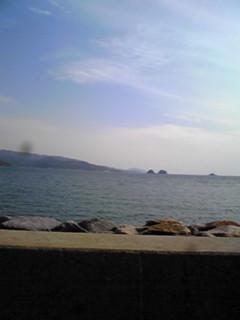 防波堤の上から.JPG
